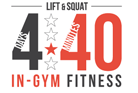 LIFT & SQUAT, 440 IN-GYM FITNESS